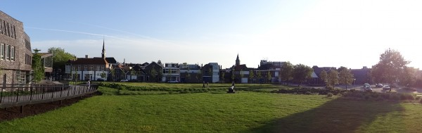 Panorama Coevorden (Nederland)