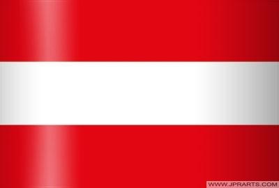Vlag-Oostenrijk
