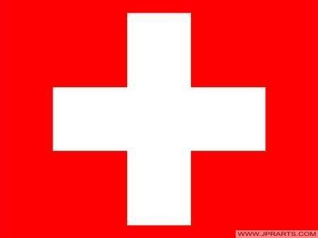 Zwitserland-vlag
