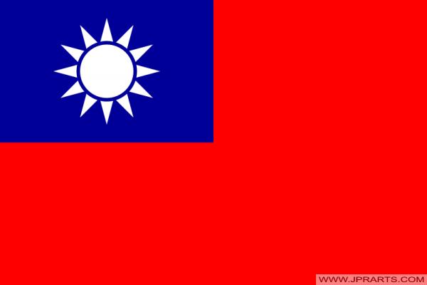 vlag-van-taiwan