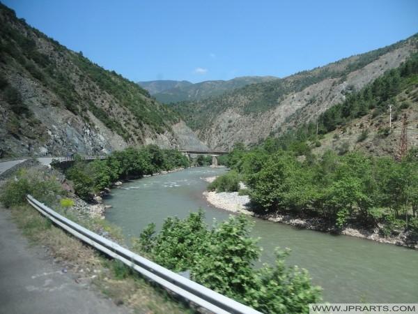 Lumi Shkumbin (Shqipëri)