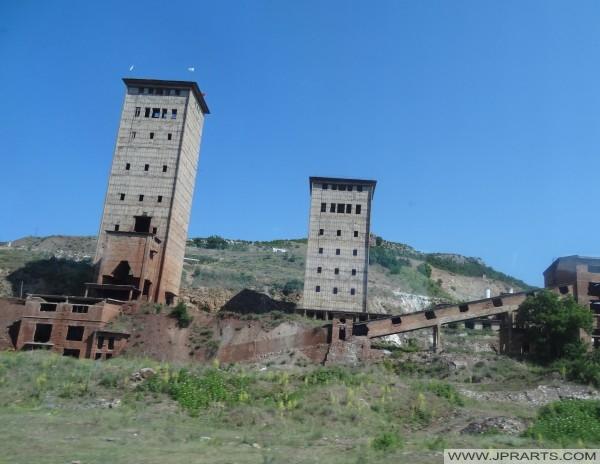铬矿阿尔巴尼亚