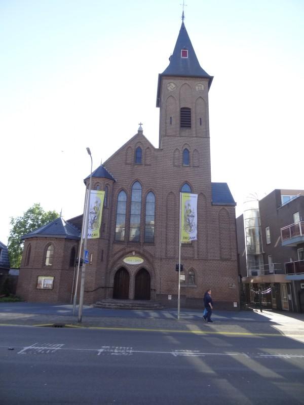 Sint-Willibrorduskerk Coevorden (Nederland)