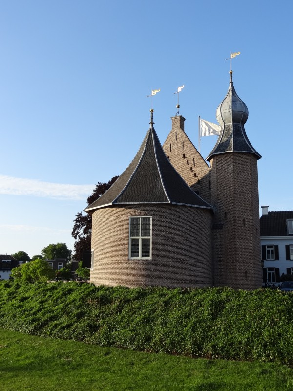 Toren Kasteel Coevorden (Nederland)