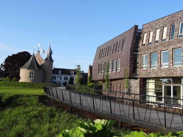 Loopbrug Kasteel Coevorden (Nederland)