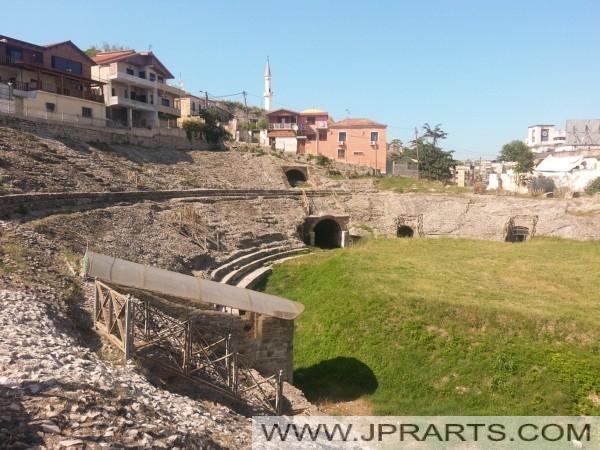 Amfiteatri i Durrësit (Shqipëri)