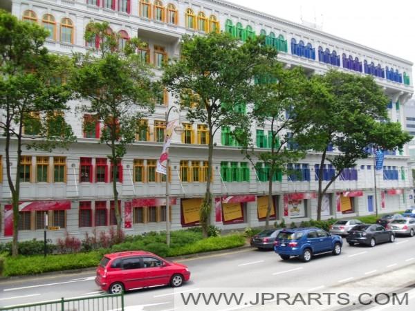 Clarke Quay Singapore City