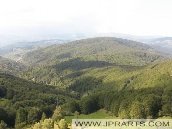 Landscape of Macedonia