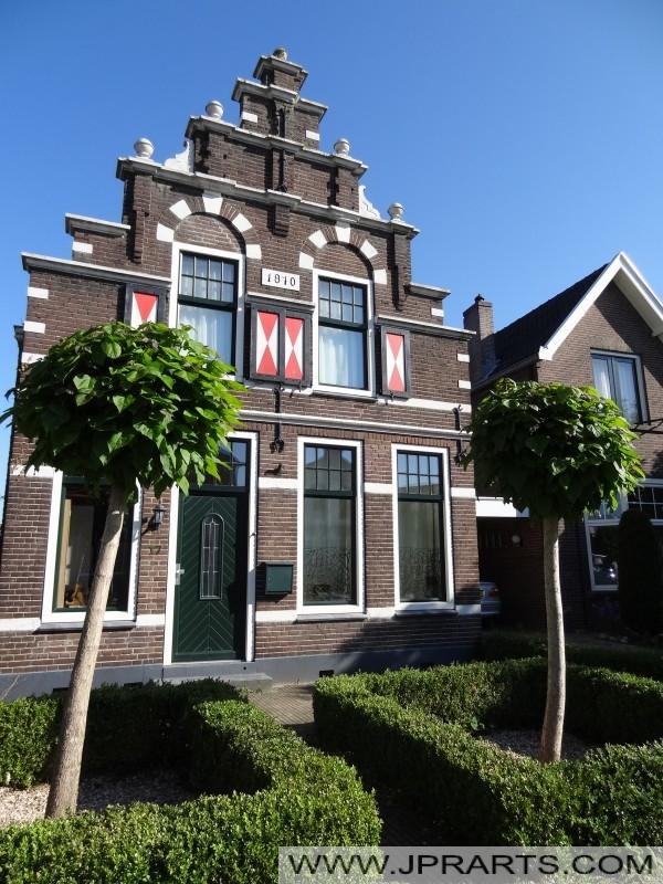 Huis 1870 Coevorden (Nederland)