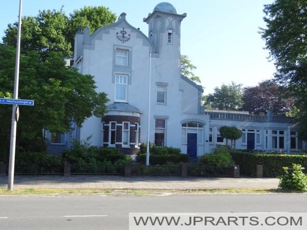 Jugendstil Villa Coevorden (Niederlande)