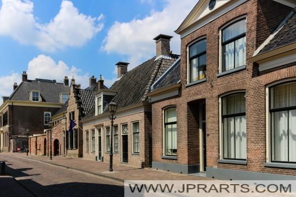 Kloosterstraat in Assen, Nederland