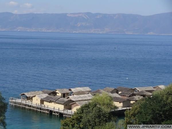 Музејот на вода (Заливот на коските, Македонија)