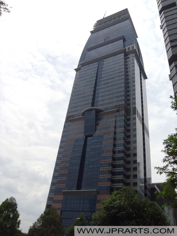 Republic Plaza Raffles Place Singapore City