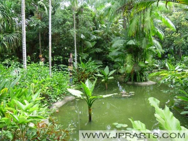 Taman Botanik Singapura
