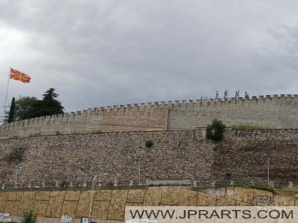 Скопље тврђава Кале (Македонија)