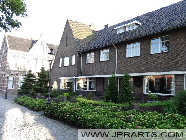 Rijtjeshuizen Coevorden (Nederland)
