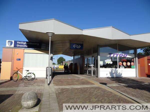 Railway Stations Drenthe