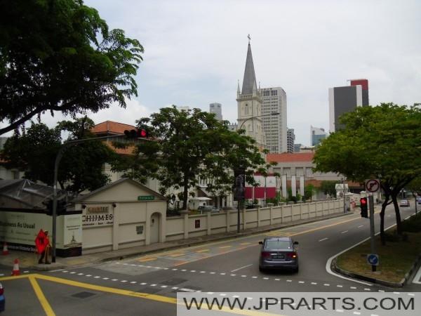 Victoria Street Singapore City