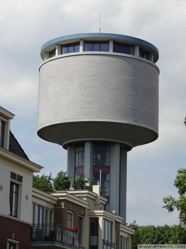 Wasserturm in Assen, Niederlande