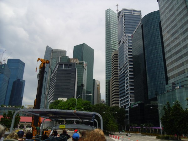 Business District Singapore