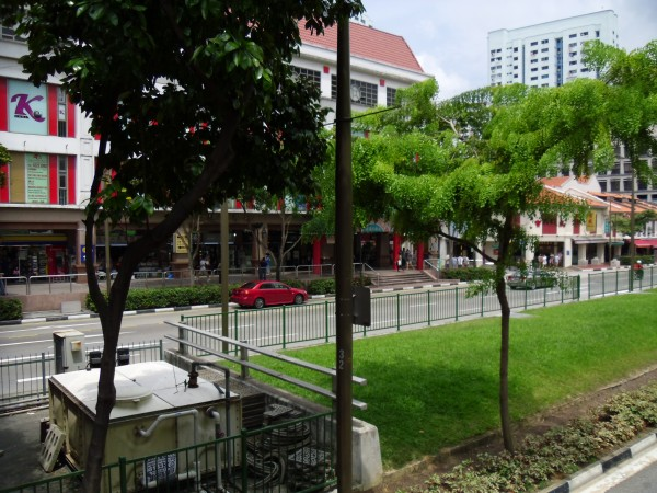 City Street Singapore City