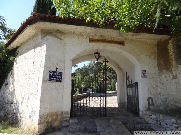Најави манастирот Свети Наум (Македонија)