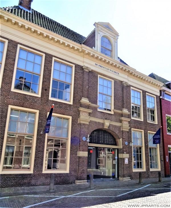 Galerie Prins van Waldeck in Leeuwarden, Nederland