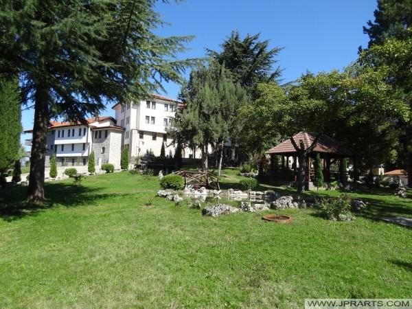 Garten von St. Naum Kloster (Mazedonien)