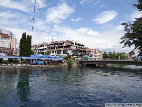 Hotel Beograd (Struga, Macedonië)