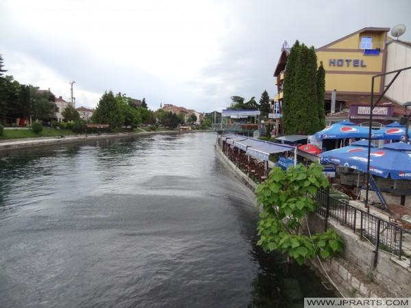 Хотел Блуе Ски (Струга, Македонија)