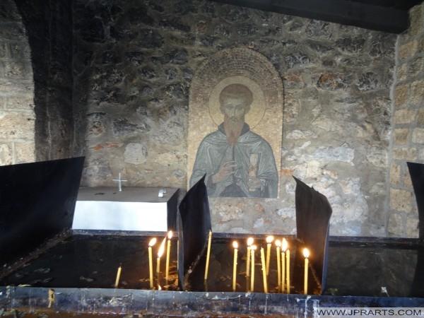 Икона Светог Наума (Македонија)