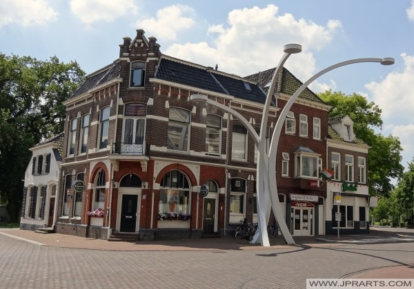 Kerkplein u Assen, Nizozemska