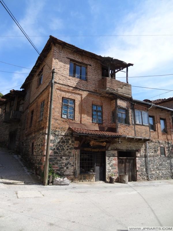 Stary Dom Vevcani (Macedonia)