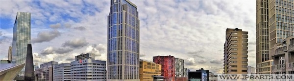 Rotterdam City Centre, The Netherlands