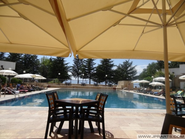 Terras Hotel Sileks