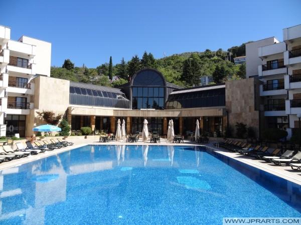 Basen Hotel Sileks