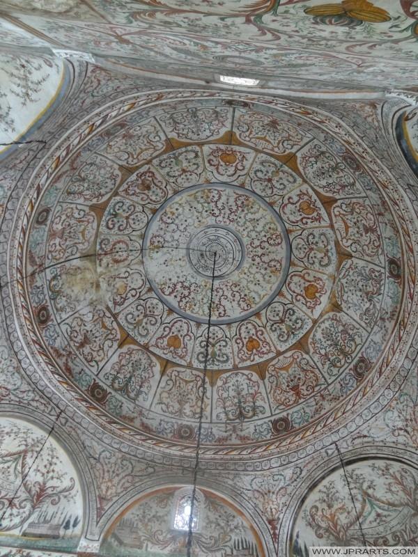 Tiran Ethem Bey Camii tavan (Arnavutluk)