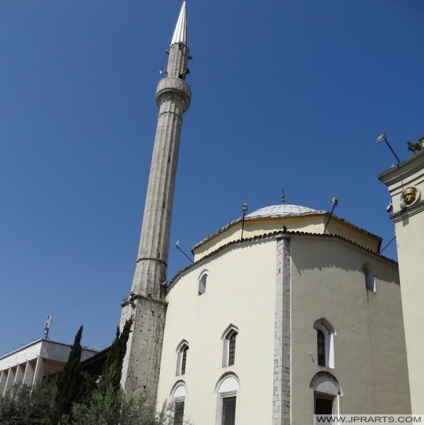 Xhamia e Et'hem Beut në Tiranë (Shqipëri)