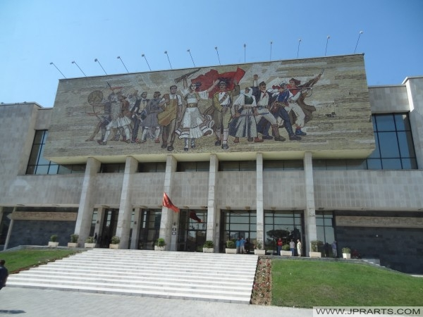 New W Hotel Tirana