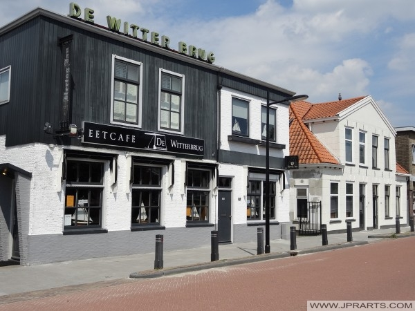 eetcafé De Witterbrug Assen, Nederland