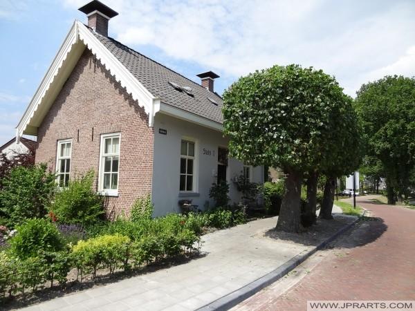 前锁老板的房子阿森(荷兰)