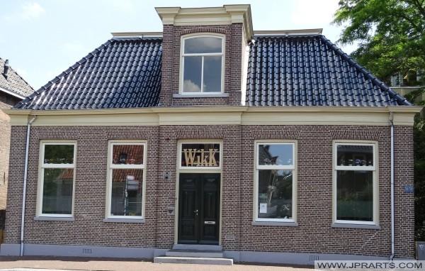 GGZ De Wikk bâtiment à Assen (Pays-Bas)