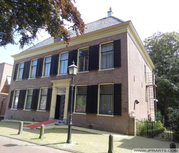 Tetrode hus (formel Town Hall) i Assen, Holland