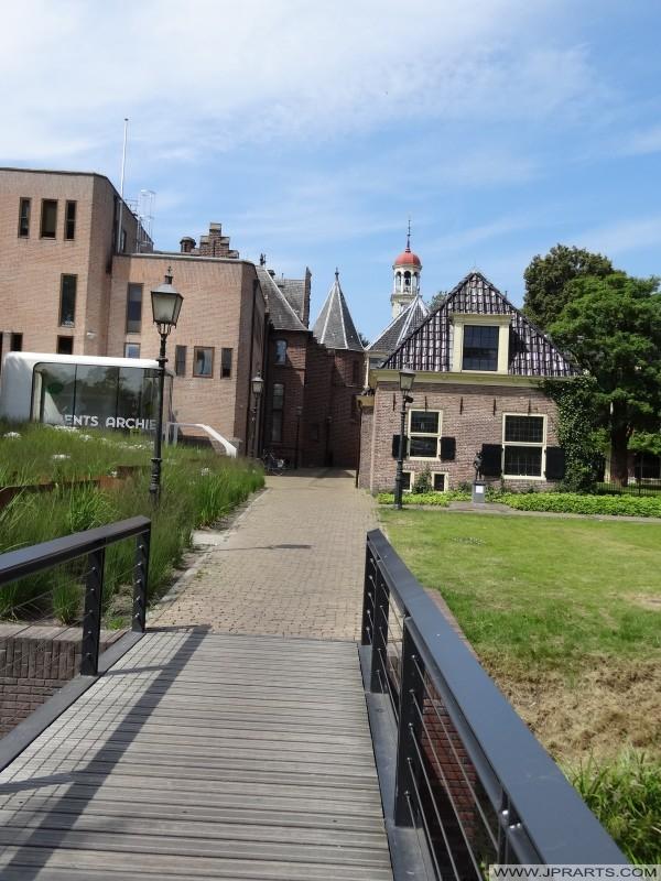 Museumlaantje in Assen, Niederlande