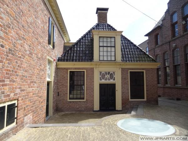 dio 'Ontvangershuis' u Museumlaantje - Assen, Nizozemska