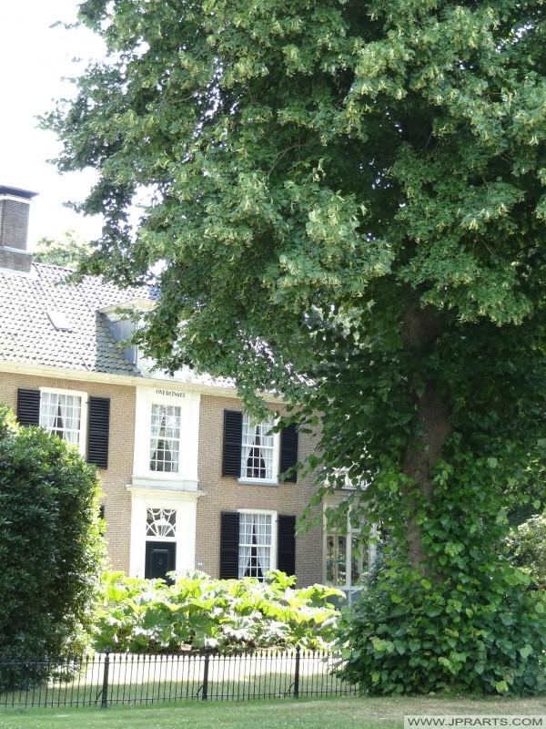 Overcingel kuća u Assen, Nizozemska