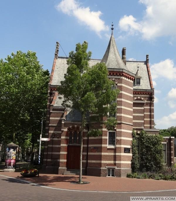 voormalig post- en telegraafkantoor (1895) in Assen, Nederland