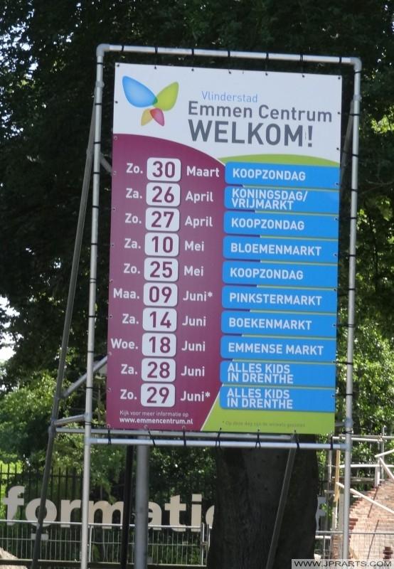 gündem Emmen Merkezi 2014 (Hollanda)