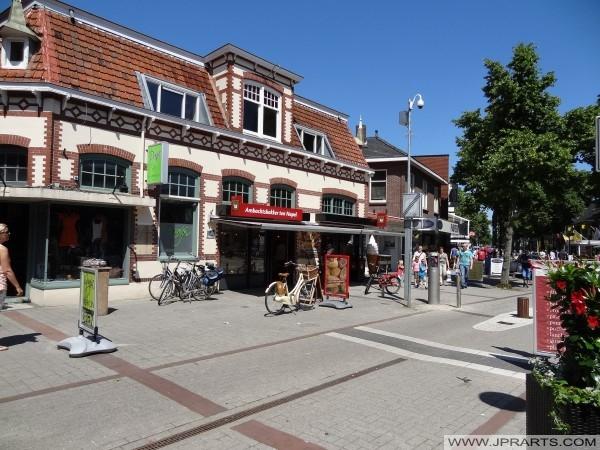 Ambachtsbakker Ten Napel in Emmen, Nederland