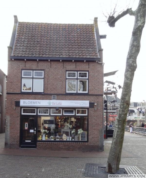 De Boeketterie De Lelie in Meppel, The Nederland